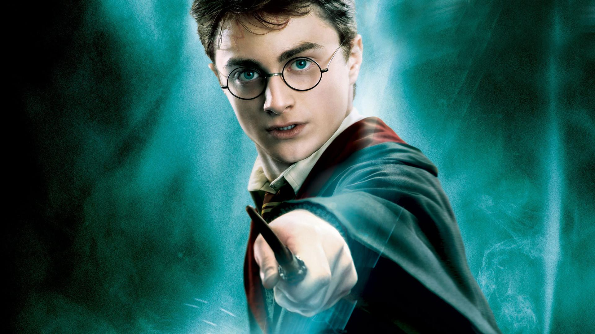 Harry Potter on Steroids