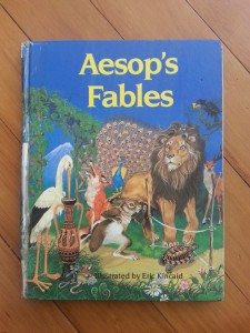 Aesop's Fables a favorite of mine