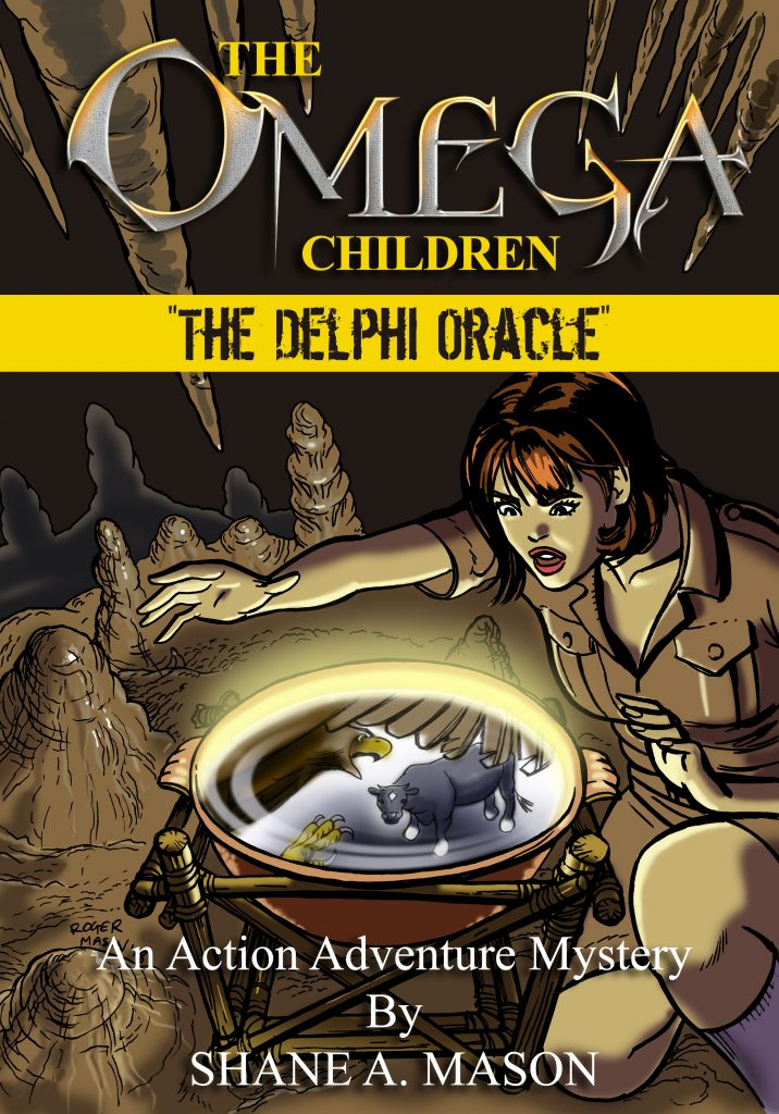 The Omega Children - The Delphi Oracle